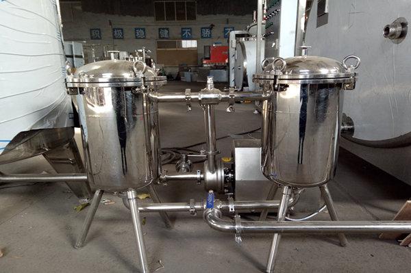 牛奶生产线中的过滤器如何选择