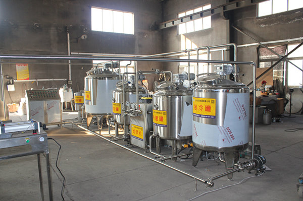 牛奶生产线加工的巴氏奶如何储存