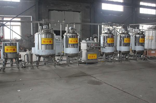 影(ying)響酸奶生產線設備清洗效(xiao)果的五大因素
