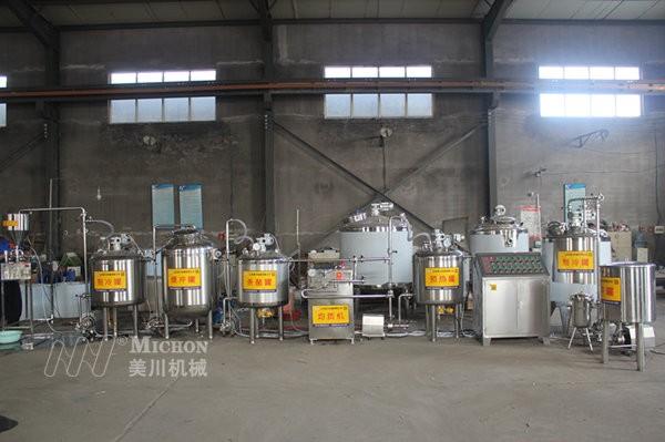 小型羊奶生产线