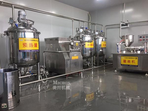 实验室用酸奶生产线