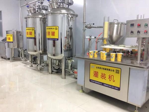 牛奶生产设备