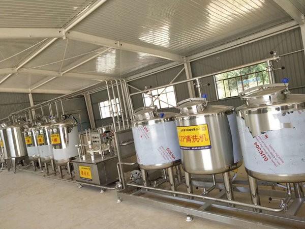 羊奶生产线设备